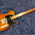 "Fender Custom Shop ""All Rose""Telecaster(1990年代)"