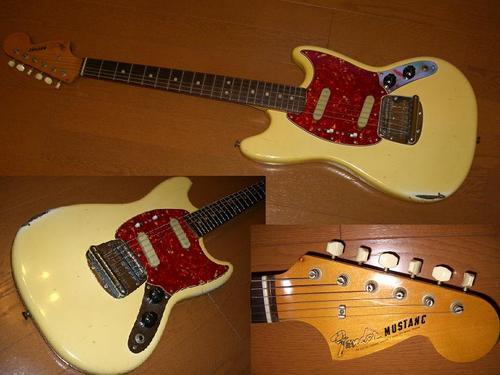 Fender Mustang(1968年製)