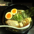 #09/19軒/21杯目 京鰹節つけ麺愛宕