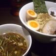 #09/81軒/157杯目 京鰹節つけ麺 愛宕