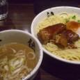 #09/99軒/188杯目 麺屋武蔵 無骨外伝